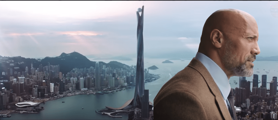 Skyscraper (2018) Film Location